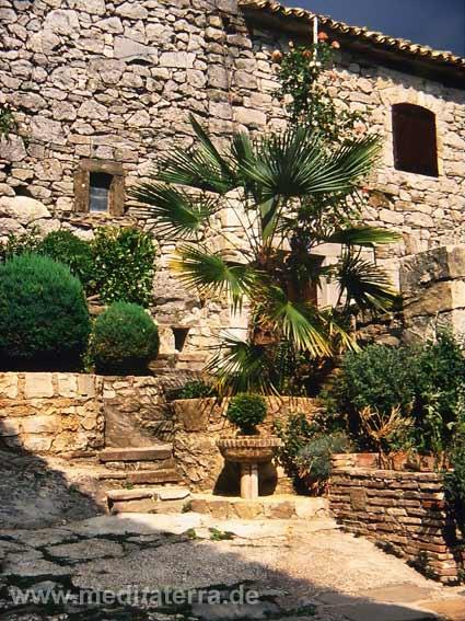 Ferienhaus auf Istrien