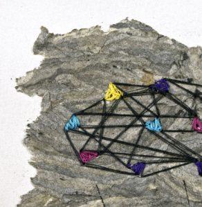 "Jenniger d'Entremont, artist ""Release"", detail, Canada"