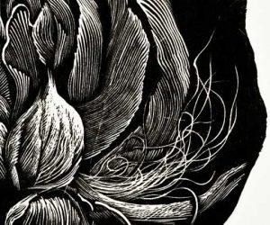"""Detail aus dem Bild """"Another Night"""" der japanischen Künstlerin Takanori Iwase"""