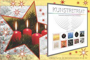 Weihnachtsgeschenk, Kunstbuch, Kunstretreat,kostenlose Weihnachtskarte, E-Book kostenlos, Kunstbilder, international