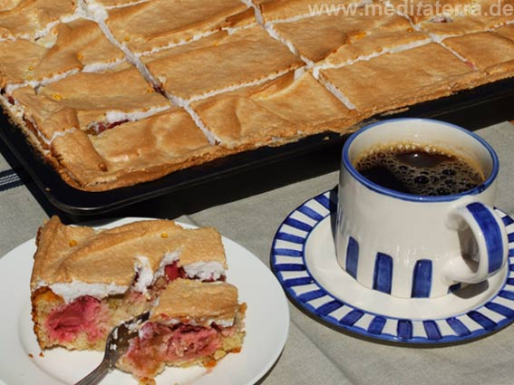 Kaffee und Kuchen genießen!
