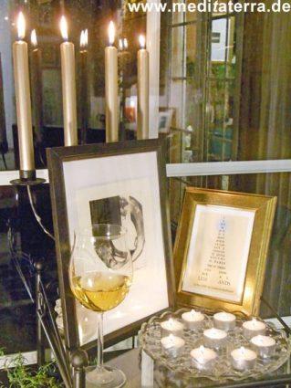 Kunst, Wein, Lyrik
