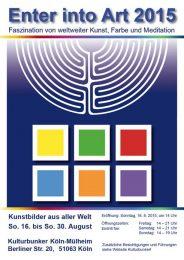 Enter into Art Cologne 2015