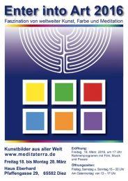 Wanderausstellung Flyer Diez 2016