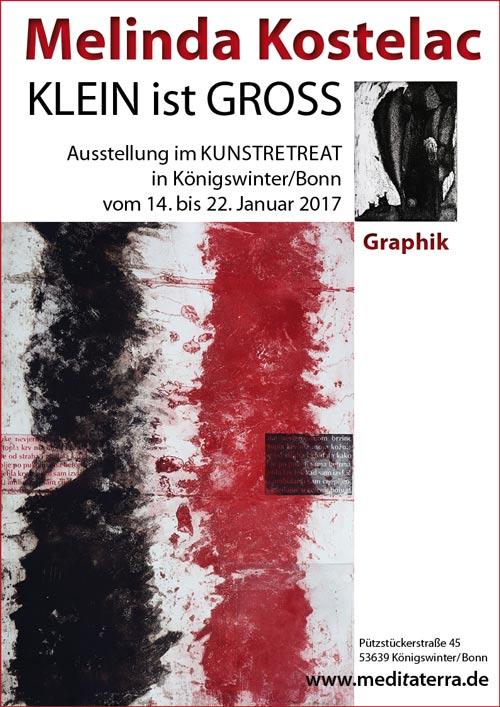 Einzelausstellung, Melinda Kostelac, Kroatien