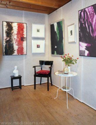 """""""Small is Big"""" - Einzelausstellung der Künstlerin Melinda Kostelac aus Kroatien"""