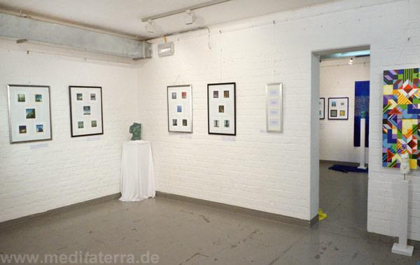 Einzelausstellung von Bo Cronqvist, Schweden