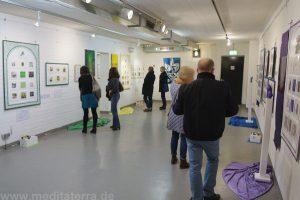 Ausstellungseröffnung in Köln 2017