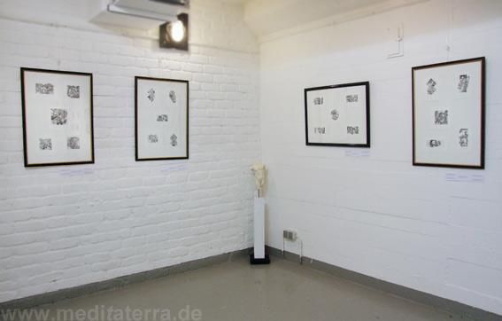 Einzelausstellung von Petar Chinovsky aus Bulgarien in Köln