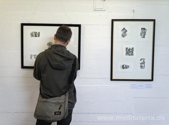 Petar Chinovsky: Einzelausstellung in Köln