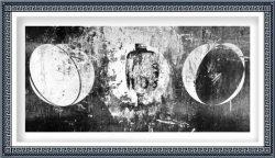 Adam Czech 1, Poland, Beyond Scylla And Charybdis 11, 2015, Algraphy, 70x100 Cm, 800