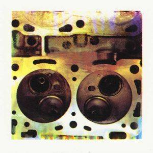 Ann, Marie Cunningham 1, USA, Industrious I, 2013, Screenprint, 12,7 x 12,7 cm
