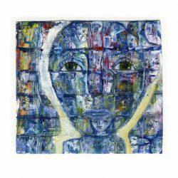 Gunilla Lindberg 2, Sweden, Document 2, 2016, Oil, 11 x 12 cm