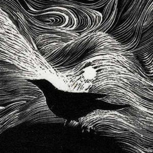 """Detail aus dem Bild """"In Light"""" des japanischen Künstlers Takanori Iwase"""