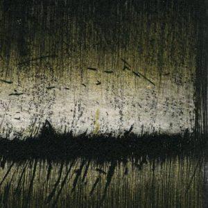 """Detail aus dem Bild """"The Wall"""" von Professor Agim Salihu, Kosovo"""