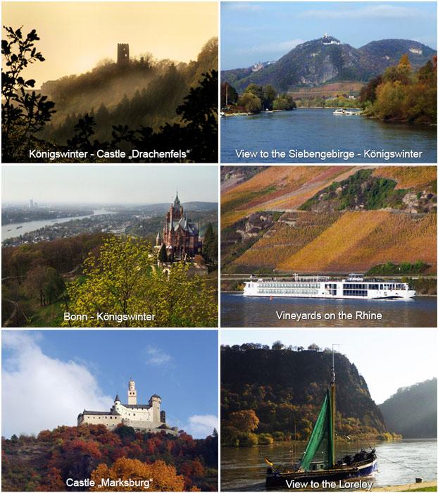 Kunstausstellungen in der Rheinregion