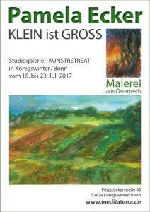 Einzelausstellung, Pamela Ecker, Österreich
