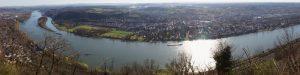 Kunstausstellungen am Rhein