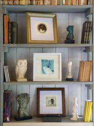 Wohnen mit Kunst, Katzenbilder