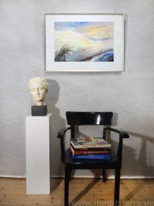 Einzelausstellung Pamela Ecker