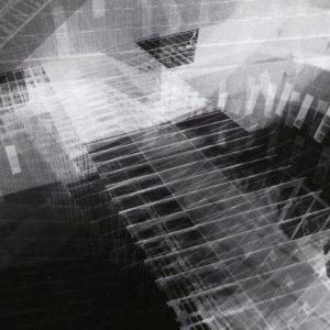 """Detail aus dem Bild """"Mapping Mass"""" von Emma Stoneman, Australien"""