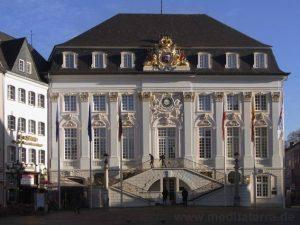 Turner-Motiv: Altes Rathaus in Bonn