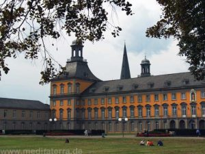 Die Rheinische Universität in Bonn - Studienort Heinrich Heines