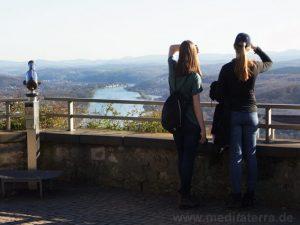 Ausblick vom Drachenfels