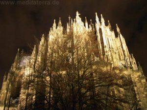 Der Kölner Dom besaß zu Turners Zeiten noch keine Türme