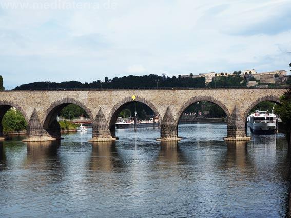 Lieblingsmotiv von William Turner: Moselbrücke in Koblenz