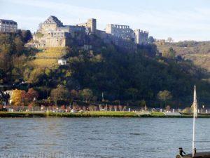 Burgruine Rheinfels bei St. Goar