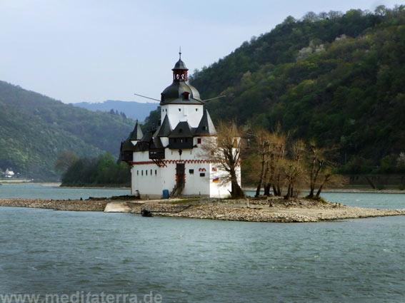 Turner-Motiv: Pfalz bei Kaub