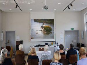 Kulturprogramm mit Filmvorführung und Lesung über William Turner und die Rheinromantik