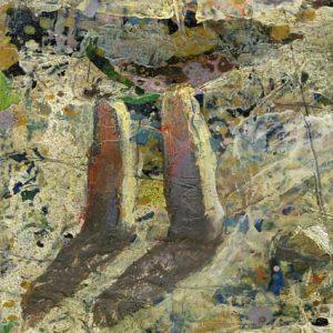 """Detail aus dem Bild """"Somewhere in Sweden"""" des Künstlers Shyqri Gjurkaj"""