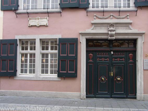 Geburtshaus von Ludwig van Beethoven