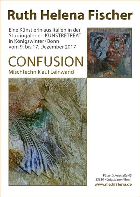 Einzelausstellung der Künstlerin Ruth Helena Fischer aus Italien