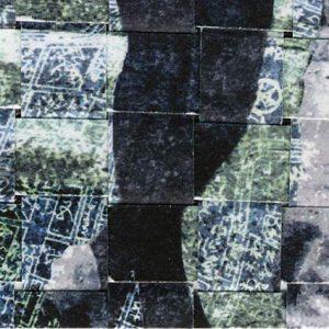 """Detail aus dem Bild """"Walking on the Old Map"""" von Kinichi Maki, Japan"""