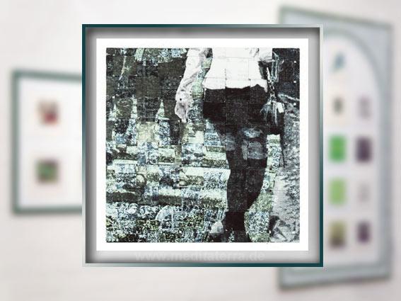 """Klein ist groß: Kinichi Makis Kunstwerk hat einen zweiten """"Excellence-Preis"""" bei der internationalen Kunstinstallation 2017 in Köln, Nassau und Diez gewonnen!"""