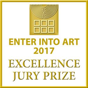 Die Französische Künstlerin Armelle Magnier Hat Einen Der  Excellence Jury Preise Der Internationalen Ausstellung U201eFaszination  Weltweiter Kunst, Farbe Und ...