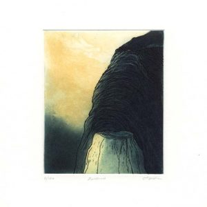 Stephen Lawlor, 3, Ireland, Peconic, Etching, 11 x 9 cm