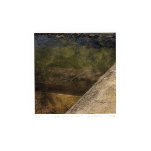 Yvan LaFontaine 1, J'ai Semé un Lac, 2016, Digital Print, 10 x 10 cm
