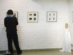Einzelausstellung von Agim Salihu in Köln 2018