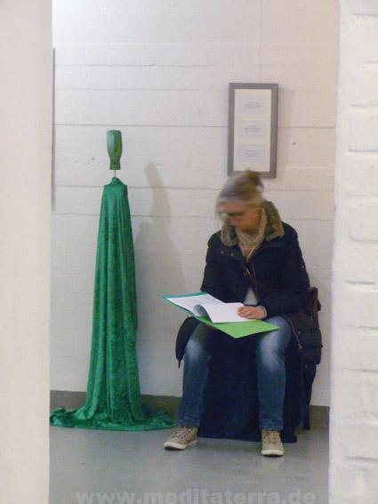 Meditative Versenkung in Kunst und Poesie