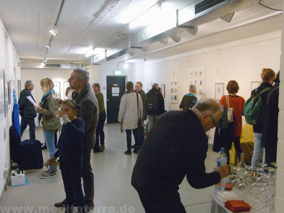Vernissage in Köln - Faszination weltweiter Kunst