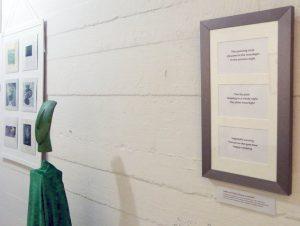 Grace Huangs englische Gedichte im grünen Farbraum