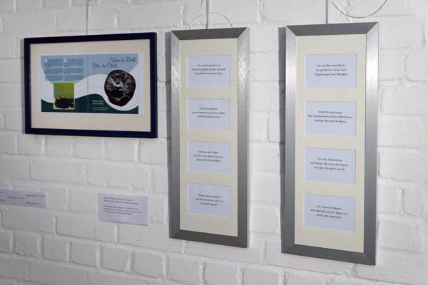 Wir freuen uns über die Zusammenarbeit mit Dichtern und Künstlern im Rahmen unserer verschiedenen Buchprojekte und Events!