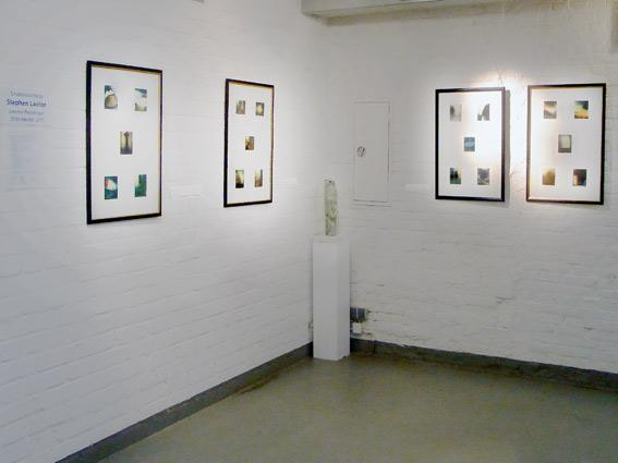Einzelausstellung von Stephen Lawlor in Köln