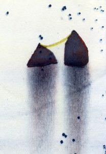 Detail aus dem Kunstwerk von Kelli Valk