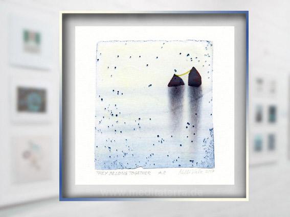 Klein ist groß: Kelli Valks Kunstwerk hat den dritten Jury-Preis der internationalen Kunstinstallation 2018 gewonnen!