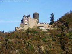 Burg Katz bei St. Goar an der Loreley
